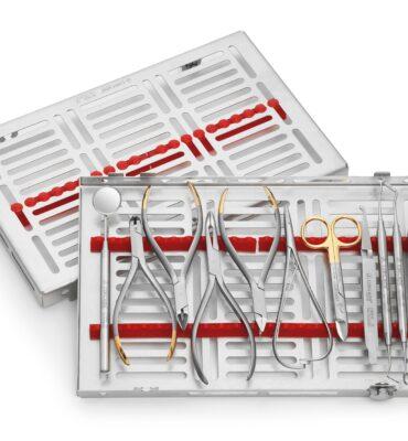 Ортодонтичні стоматологічні інструменти